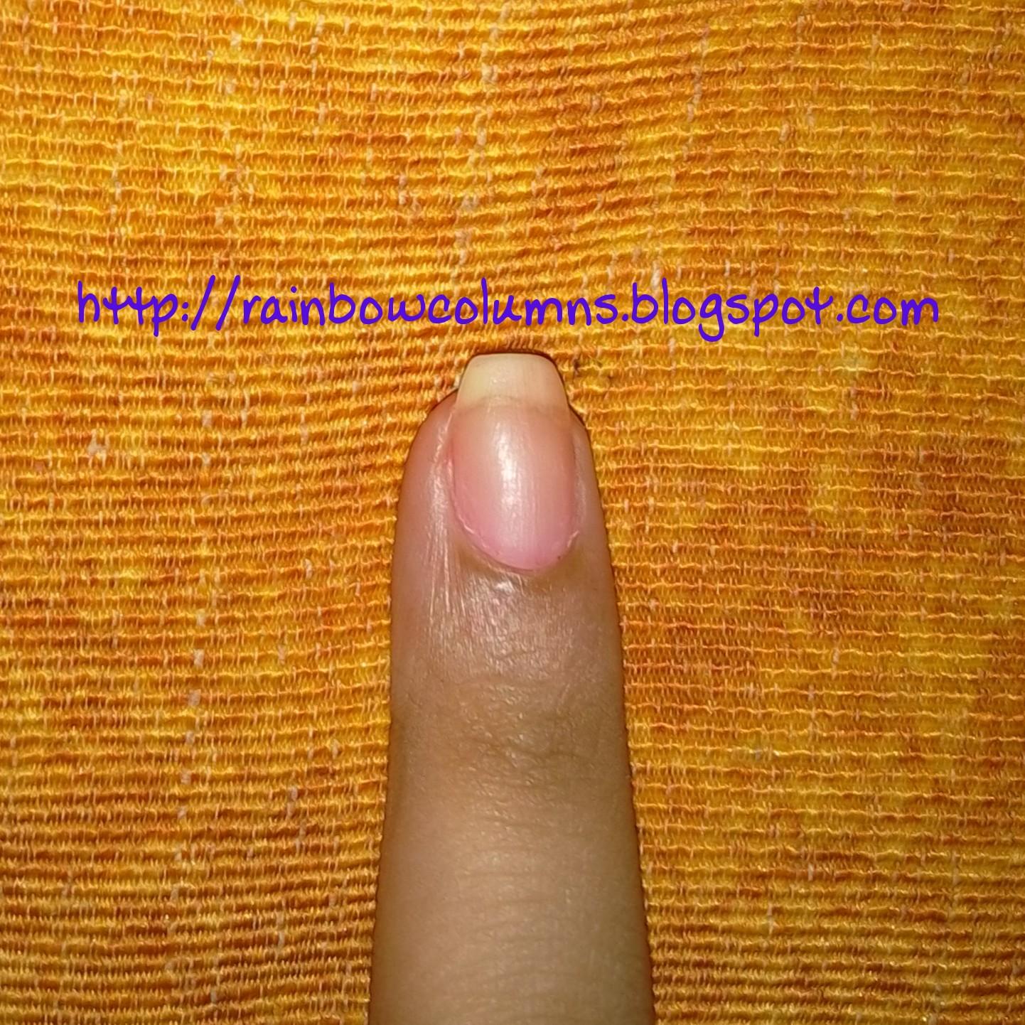 Lakme Nail Colour Remover Review 3