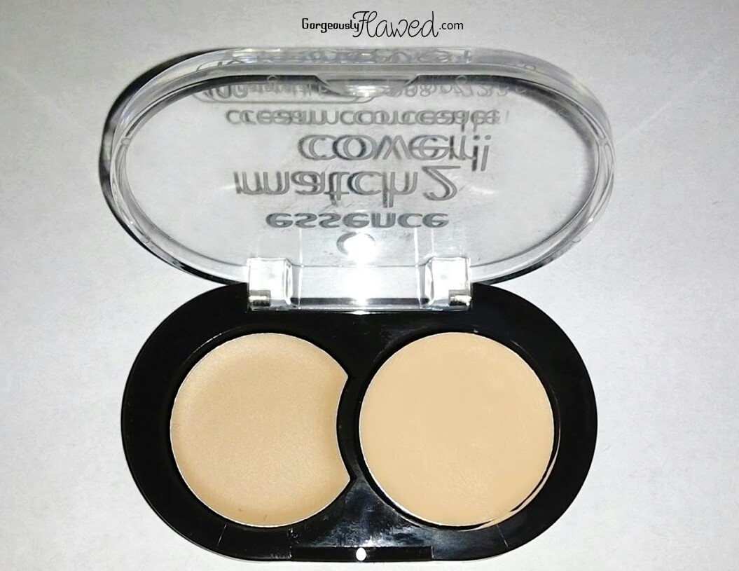Essence Match 2 Cover Cream Concealer