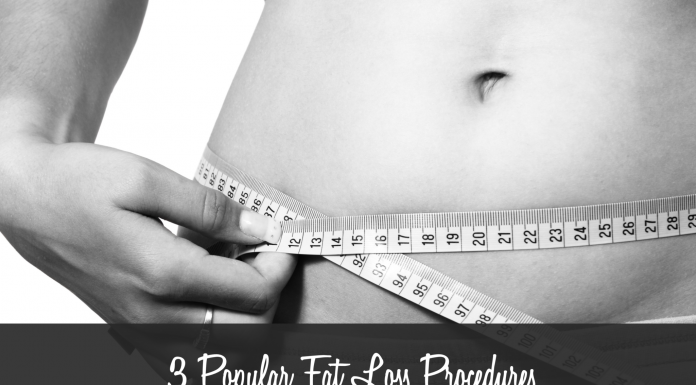 3 Popular Fat Loss Procedures