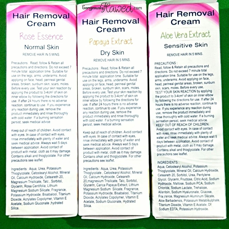 Elois Hair Removal Cream