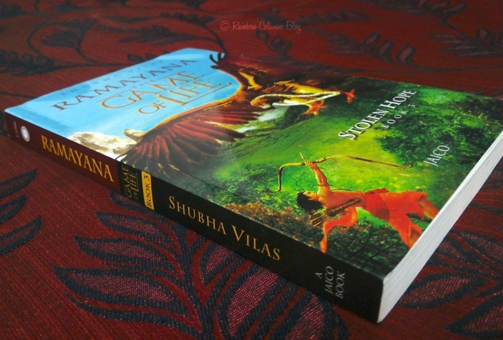 Book Review | Ramayana - The Game Of Life: Stolen Hope 2