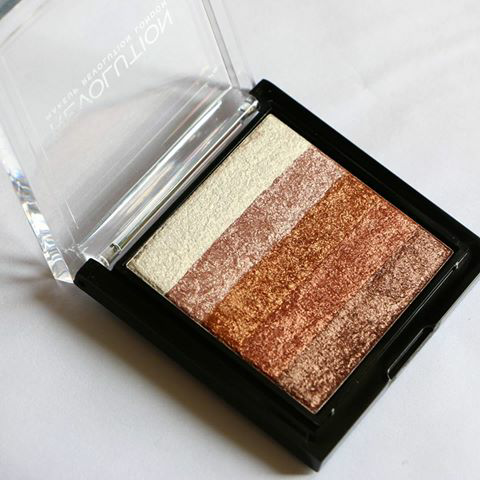 Makeup Revolution London Vivid Shimmer Bricks