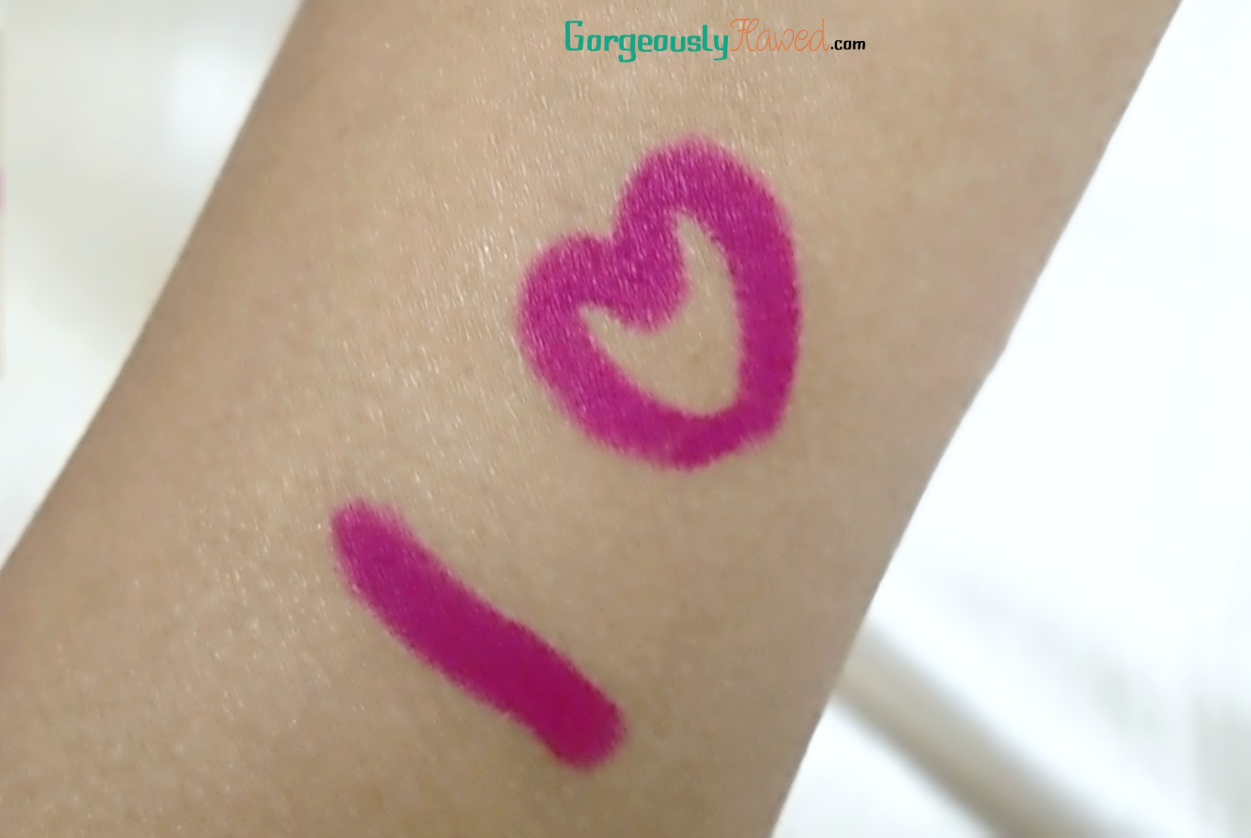Maybelline Color Sensational Lip Gradation Fuschia 1