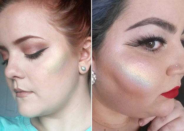 DIY Rainbow Highlighter | DIY Prism Highlighter