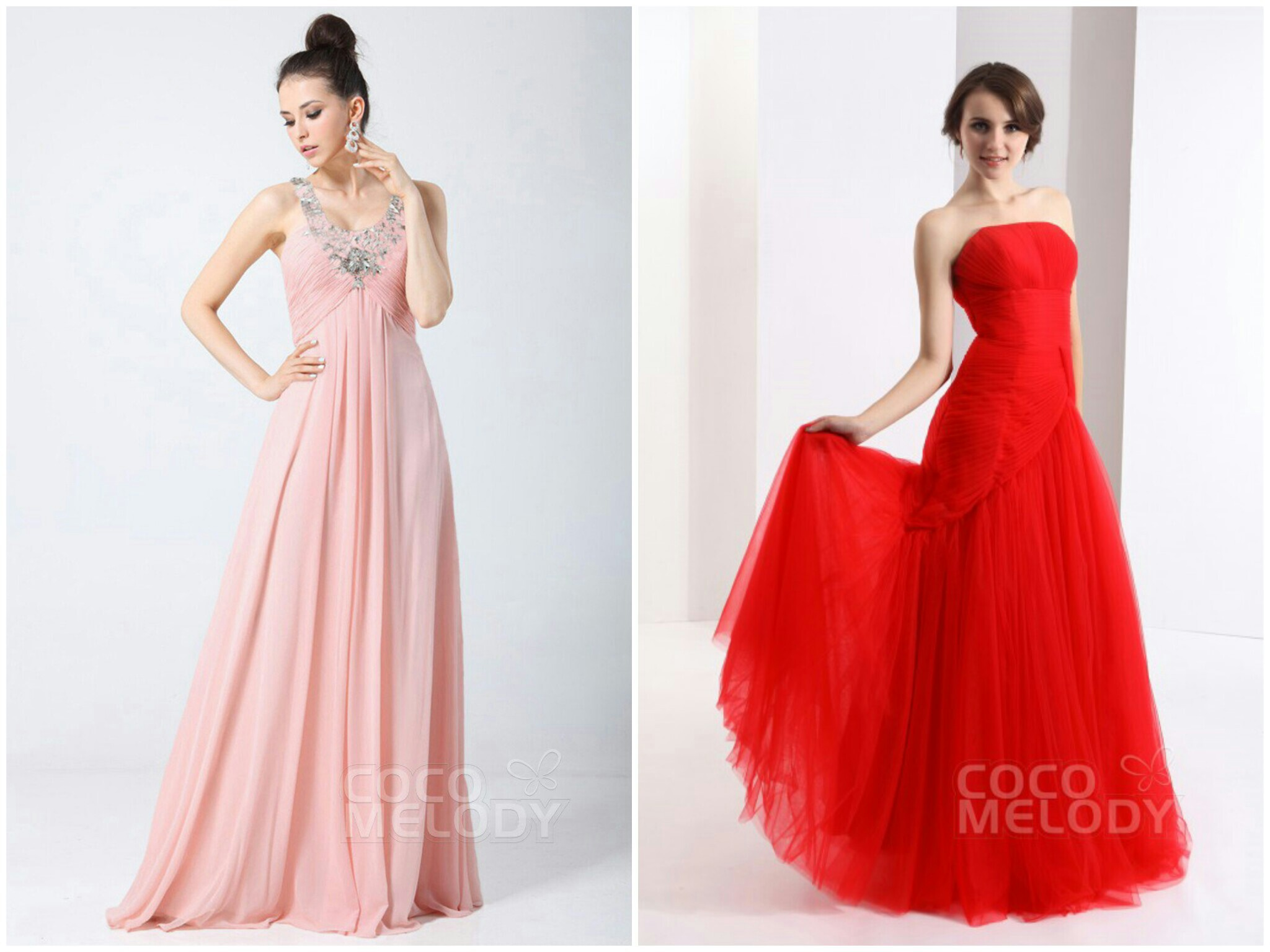 evening dresses from cocomelody