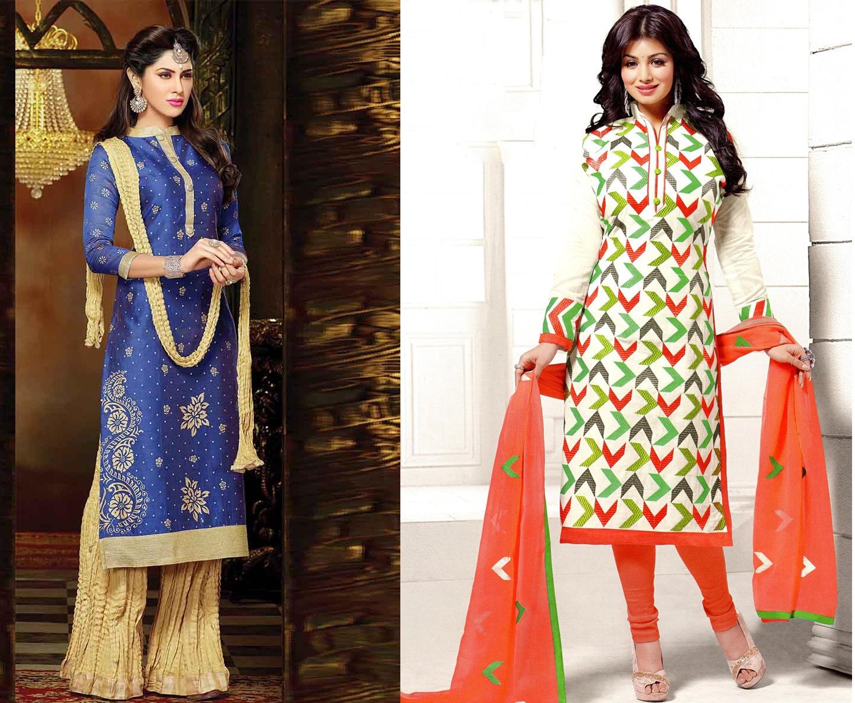Chandri Cotton Suits