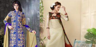 Chanderi Cotton Silk Suits