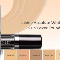 Lakme Absolute White Intense Skin Cover Foundation