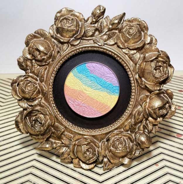 Rainbow Highlighter | Prism Highlighter | BitterLaceBeauty