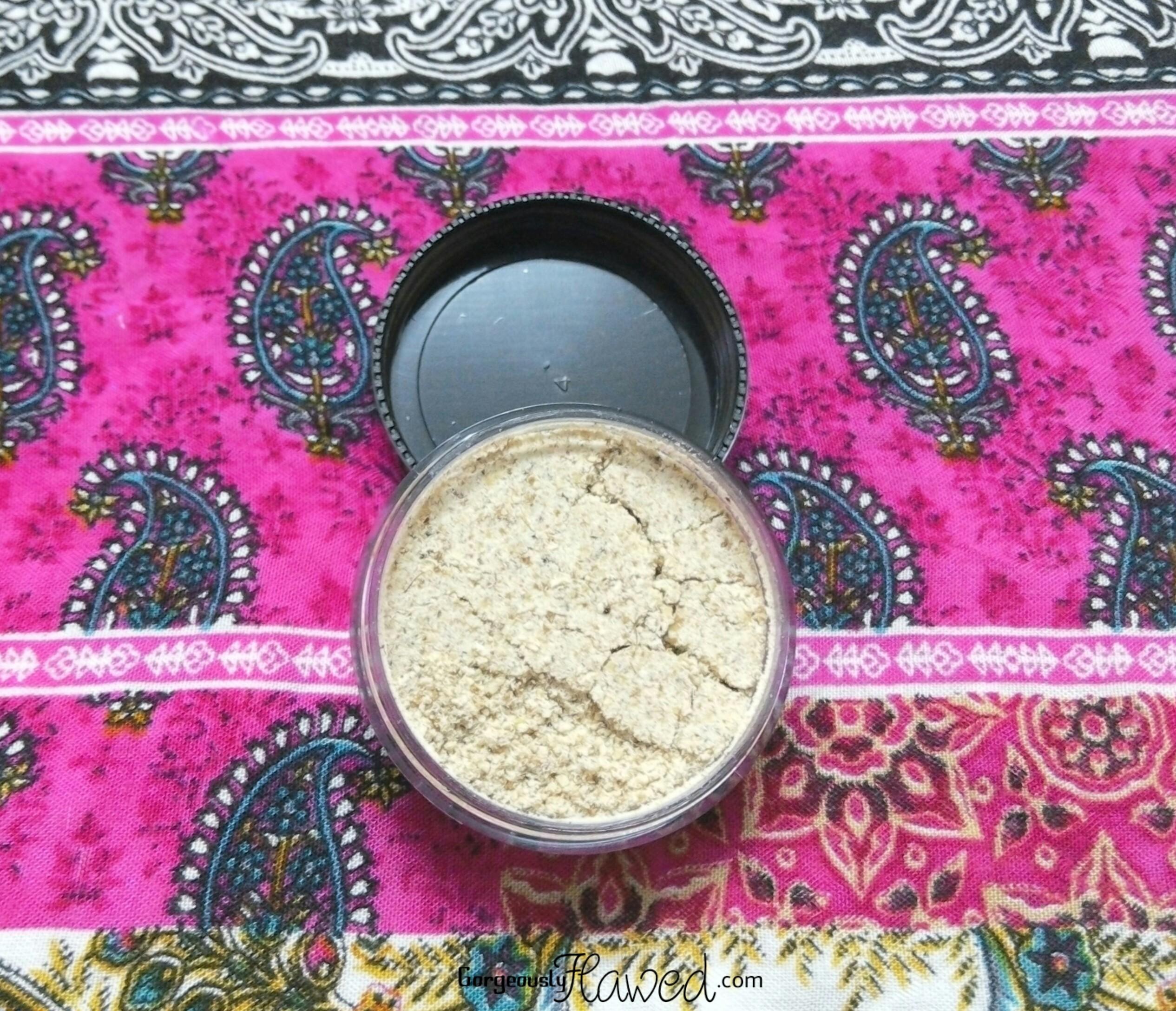 Ma Earth Botanicals Lavender Facial Scrub