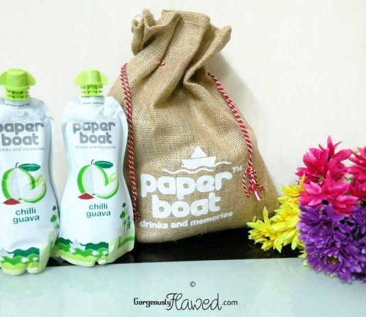 Paper Boat Drink Chilli Guava Flavour Review