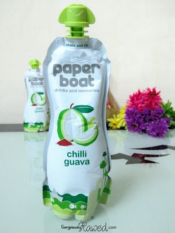 Paper Boat Drink Chilli Guava Flavour