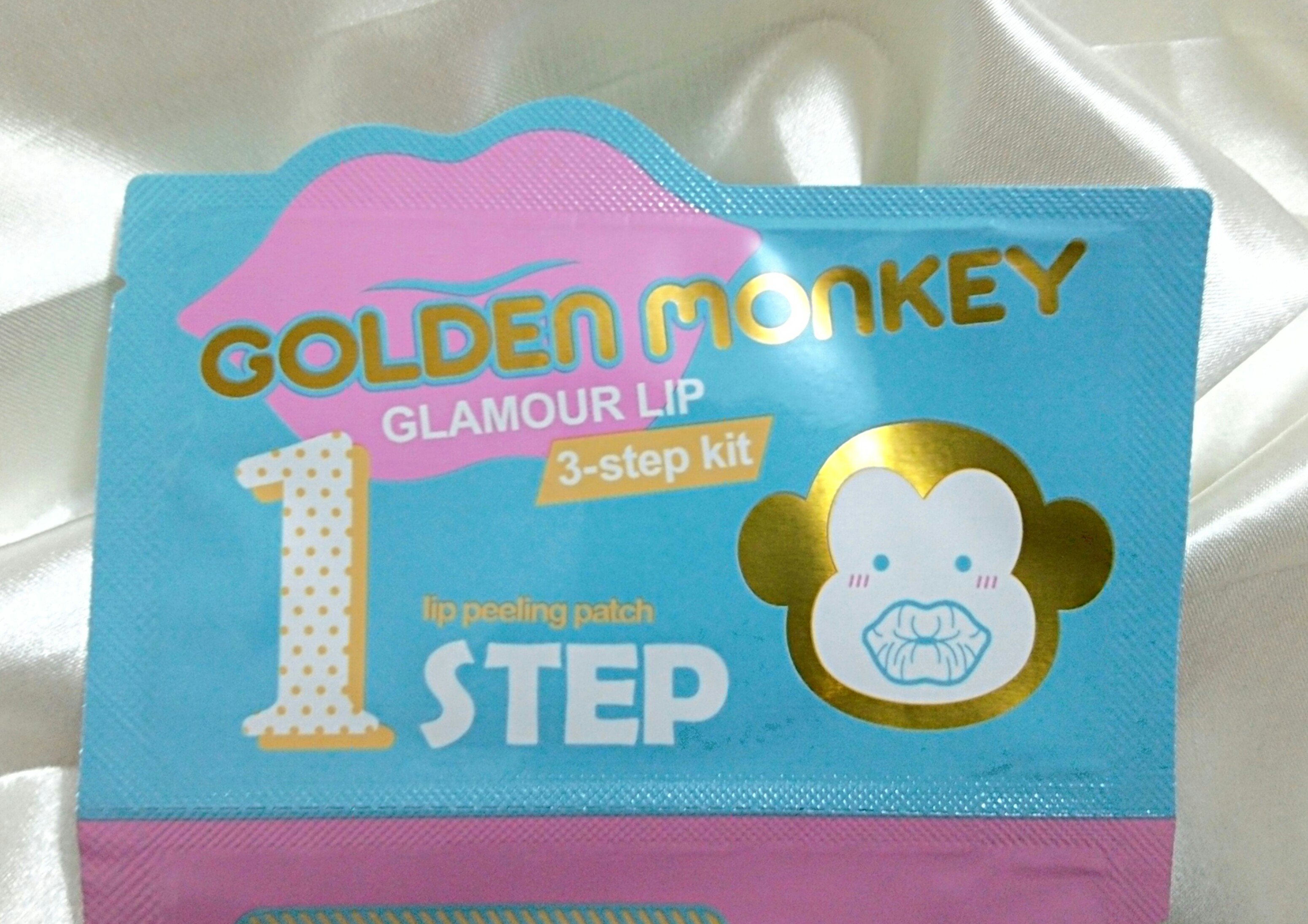 Holika Holika Golden Monkey Glamour Lip 3-Step Kit Review