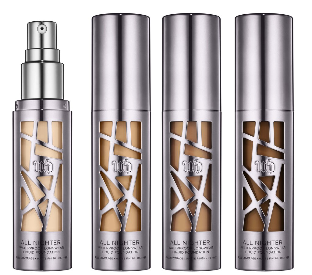Urban Decay Fall 2016 Collection | Urban Decay Fall 2016 Range | Urban Decay All Nighter Foundation