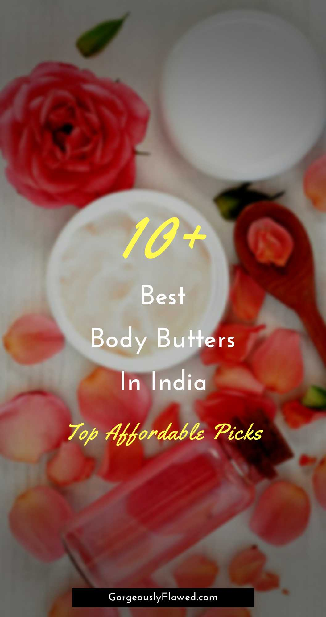 Best Body Butters In India | Top Affordable Picks