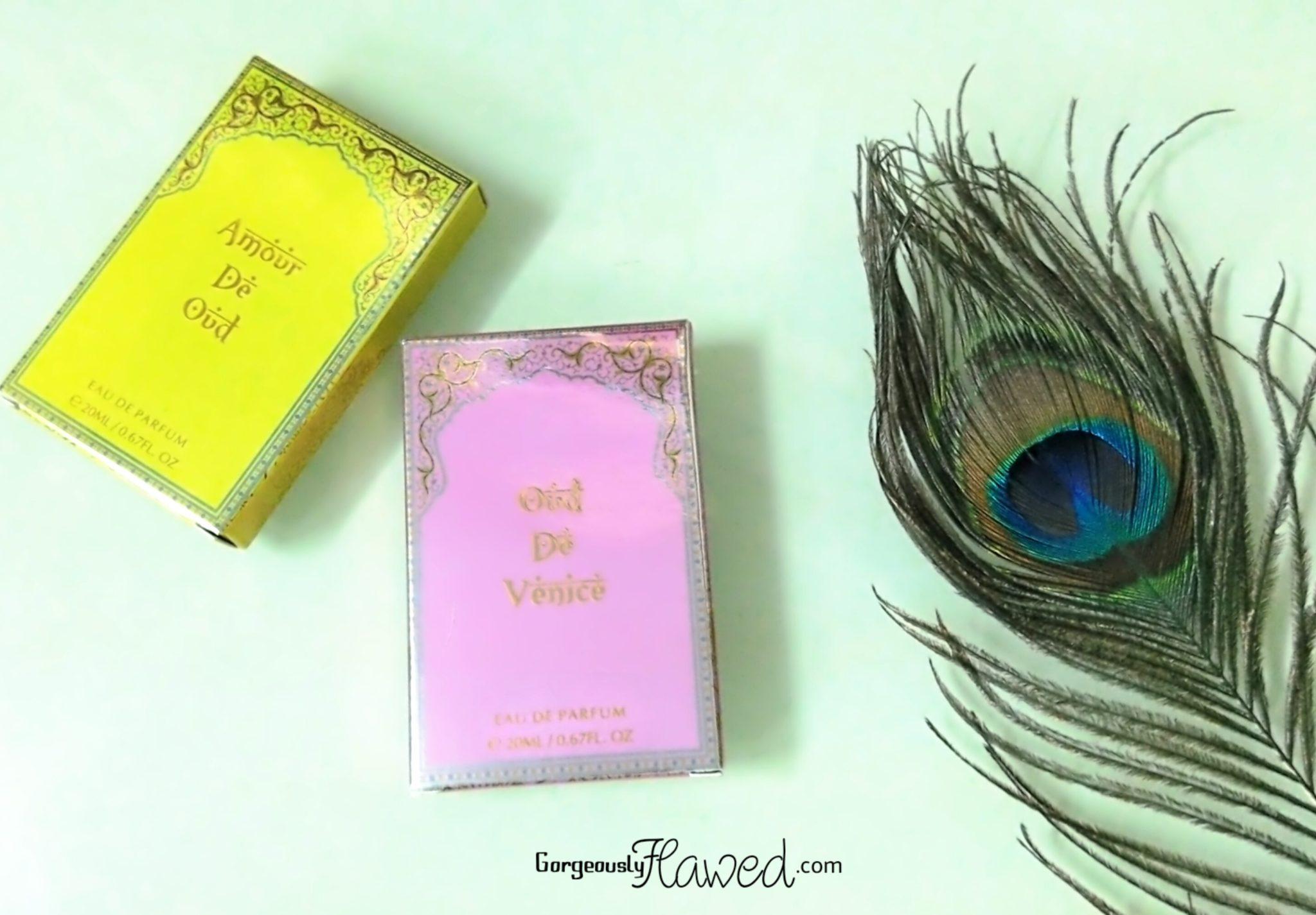 Review   Neesh Perfumes - Amour De Oud and Oud De Venice