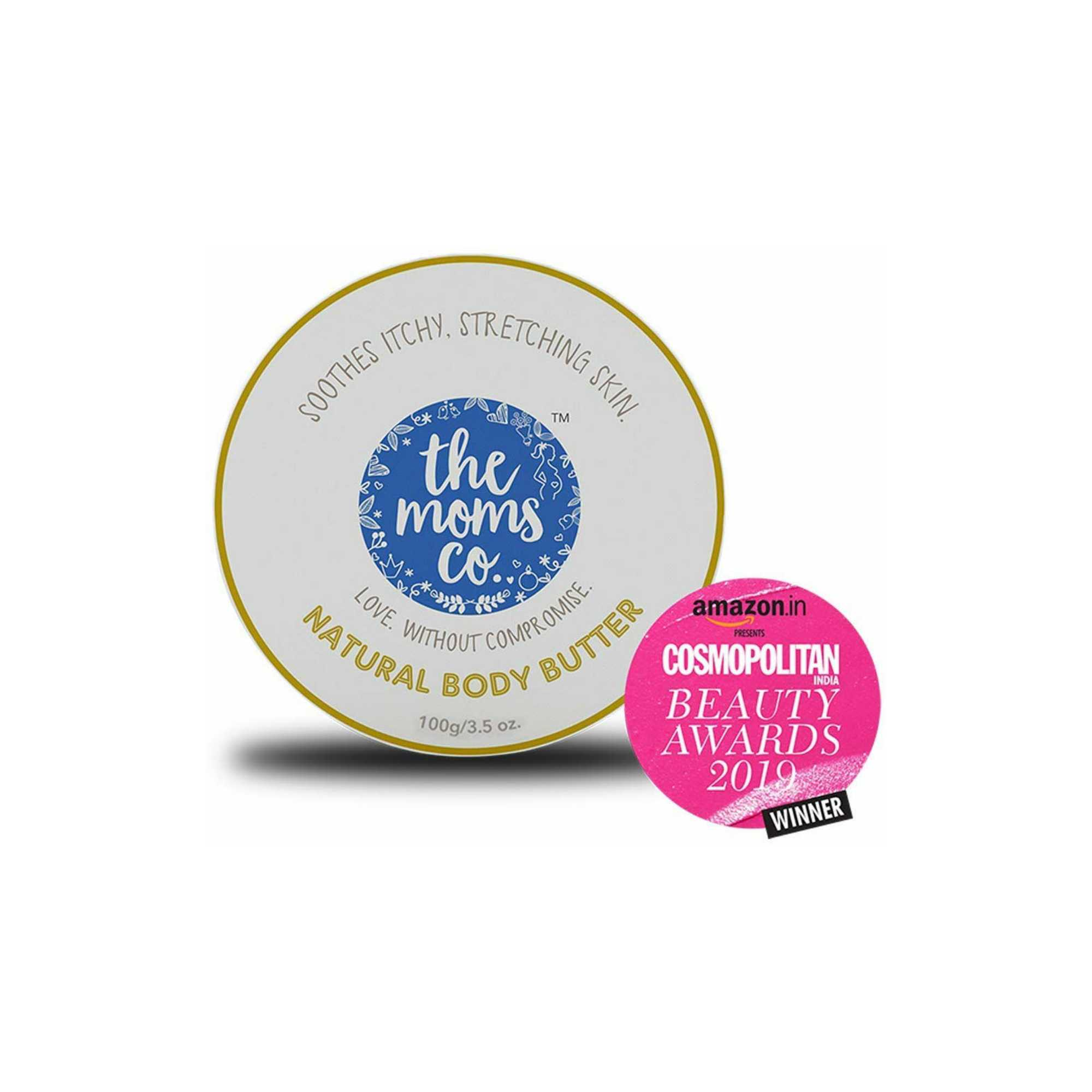 The Moms Co. Natural Body Butter- best body butter for dry skin