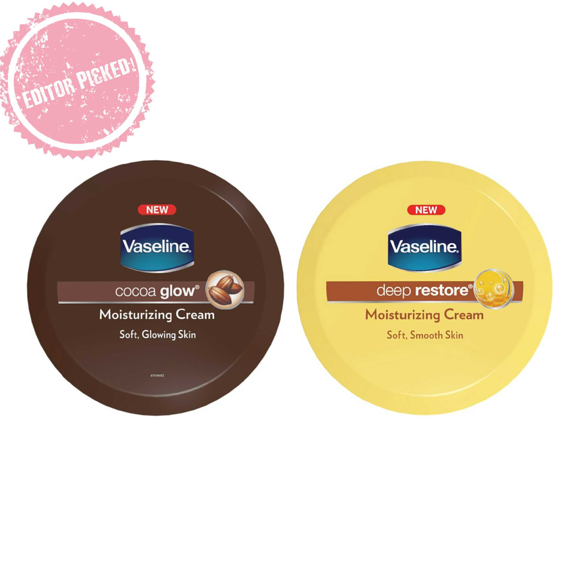 Vaseline Body Creams - affordable body butter in india