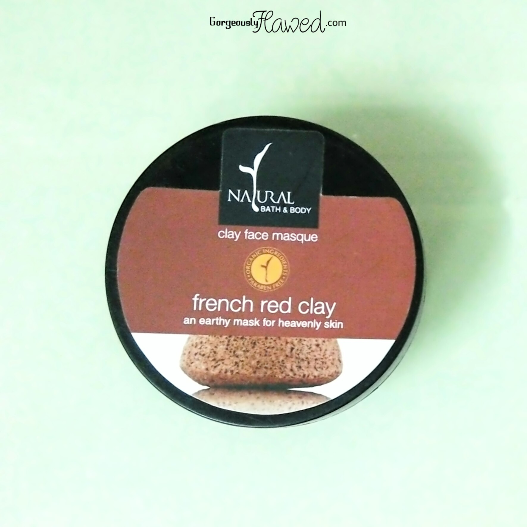 Best Face Packs For Oily, Acne Prone Skin | natural bath & body French red clay mask
