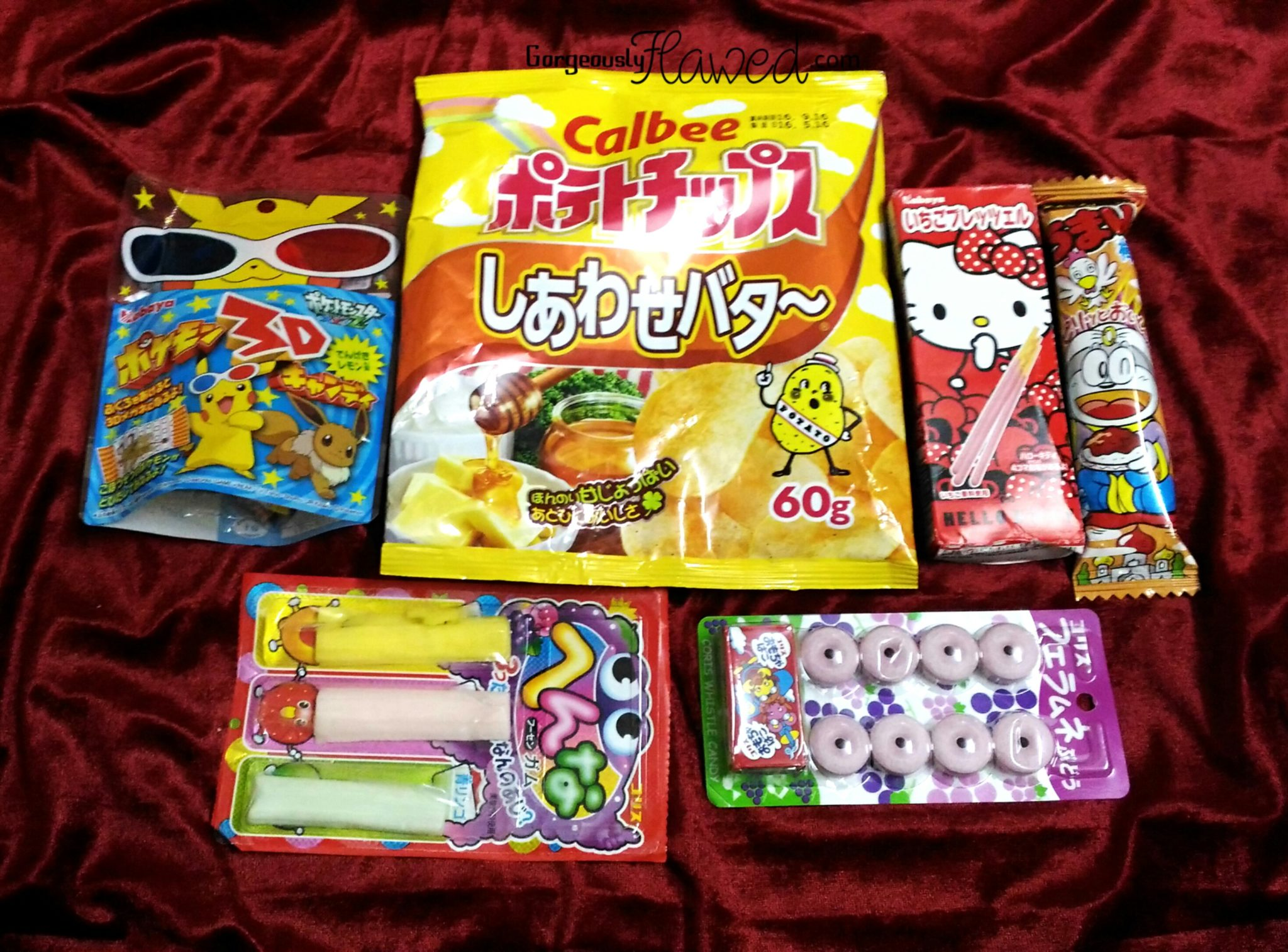 Review | Japan Funbox Mini July 2016