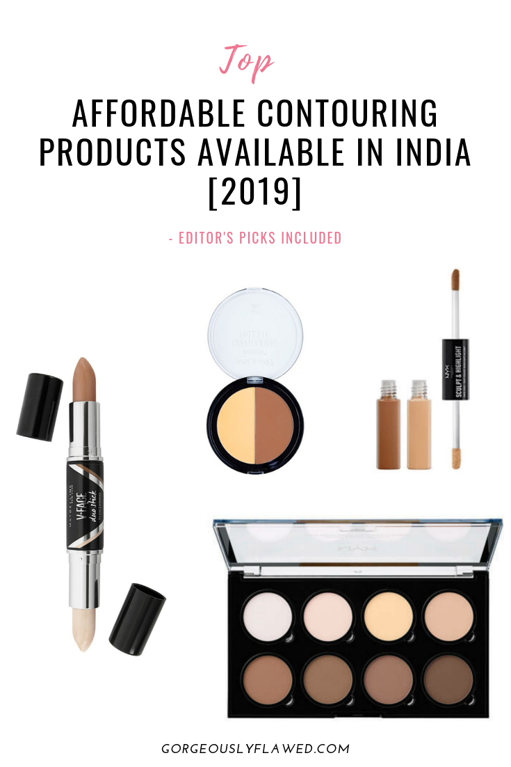 Top Affordable Contouring Products Available In India [2019] – Editor's Picks Included