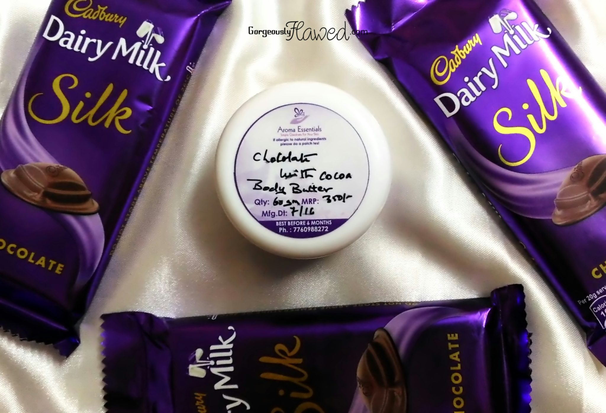 Aroma Essentials Chocolate Cocoa Body Butter