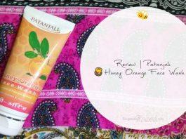 Patanjali Honey Orange Face Washpatanjali products review patanjali products for skin patanjali products for skin glow patanjali face wash for oily skin