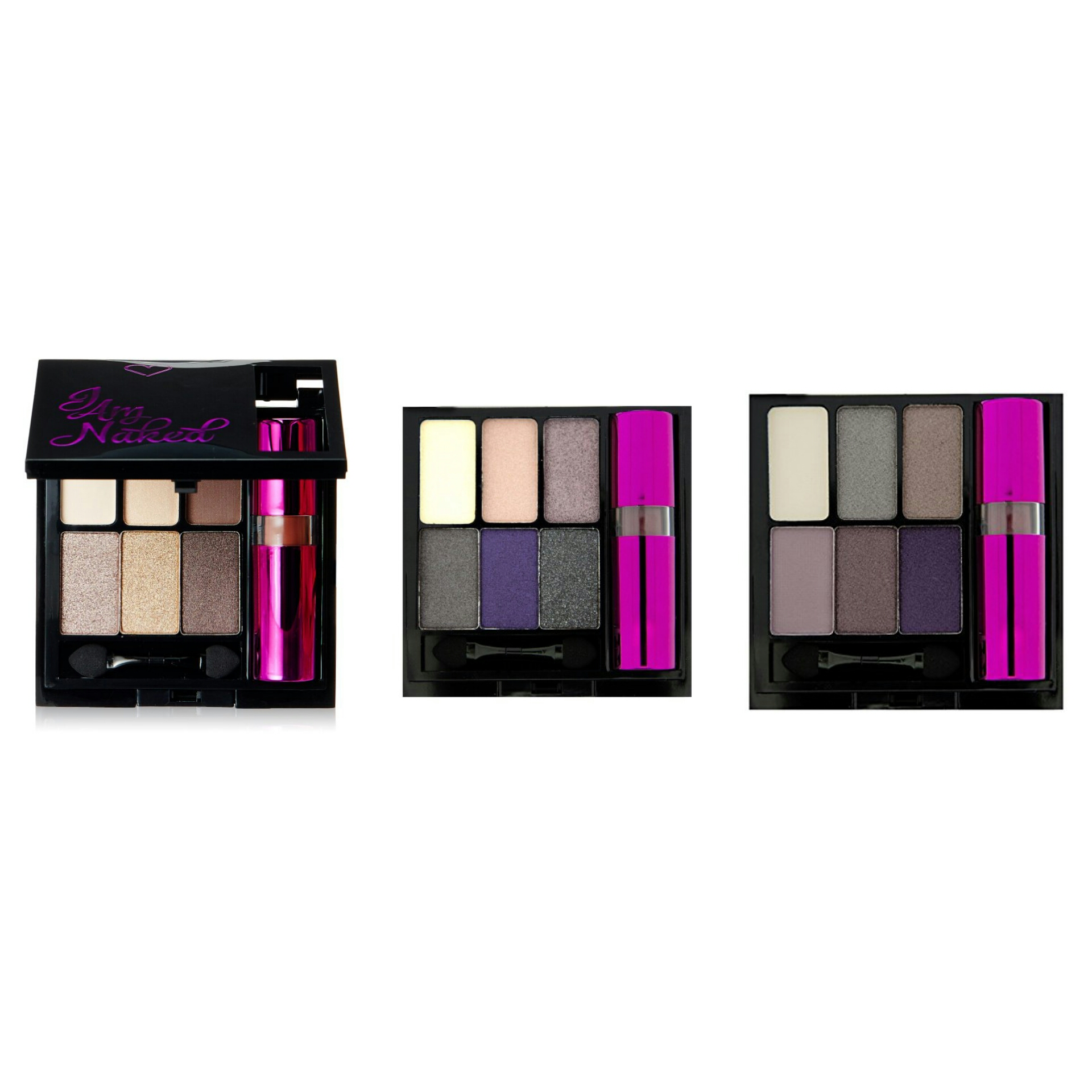 List Of Affordable Eyeshadow Palettes In India