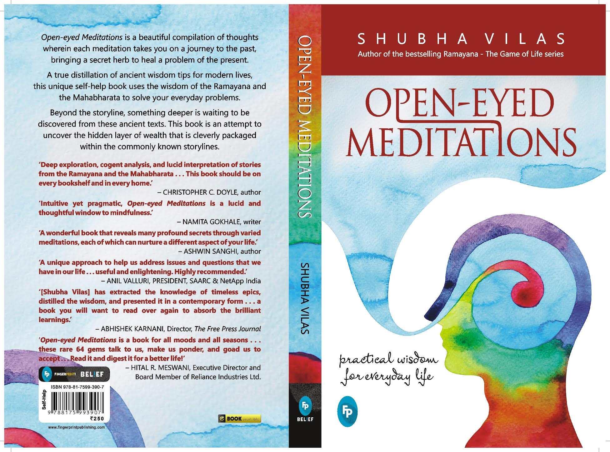 Open-Eyed Meditations