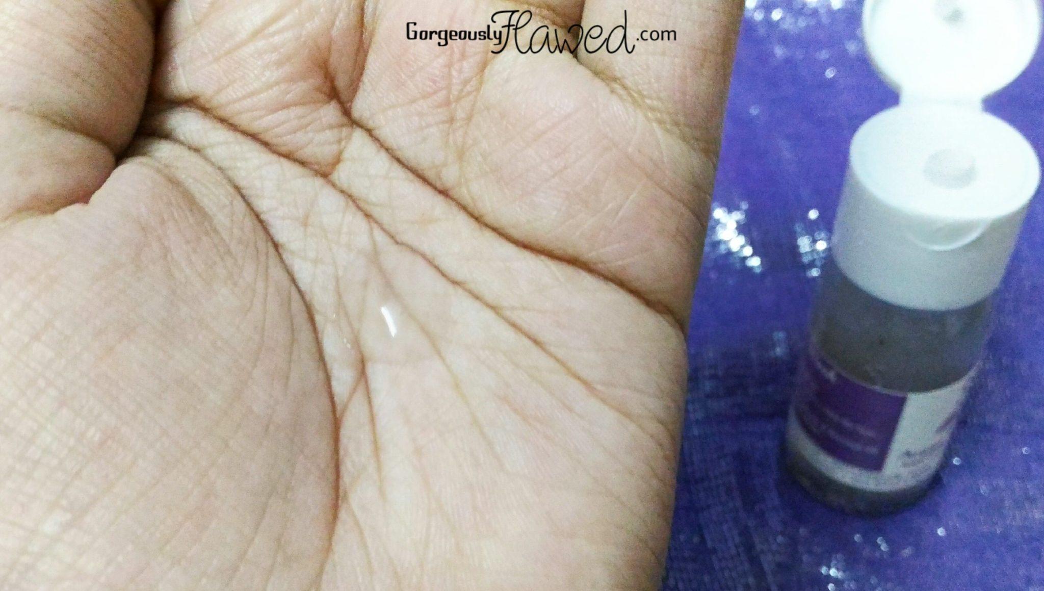 Aroma Essentials Lavender Face Wash