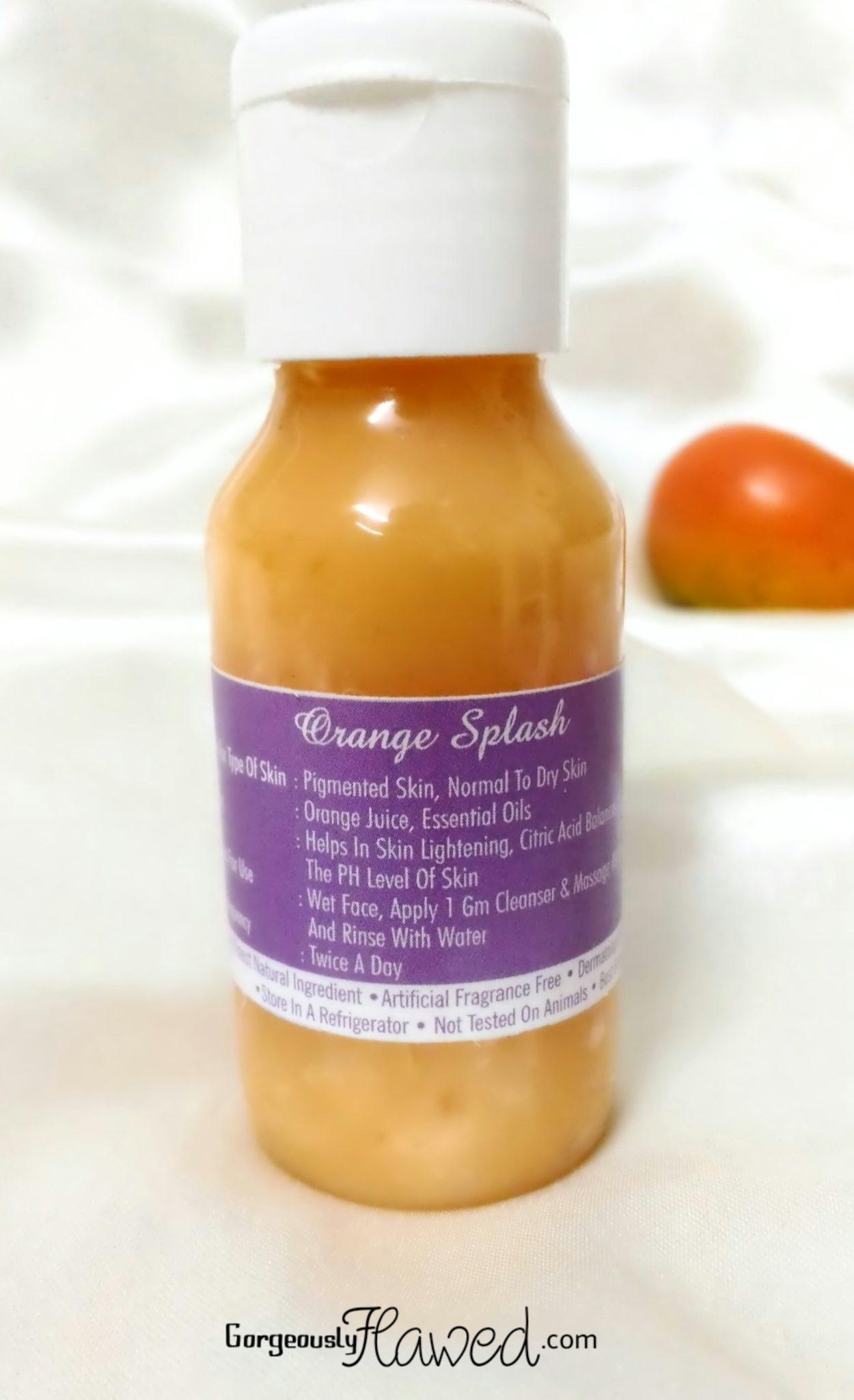 Aroma Essentials Orange Splash