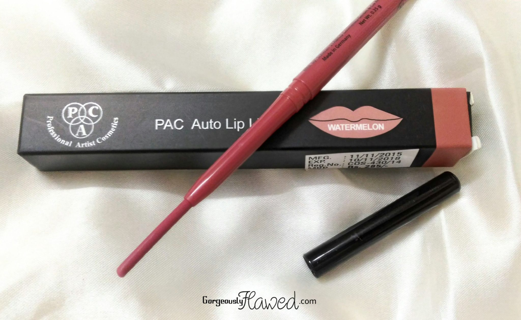 PAC Auto Lip Liner Watermelon