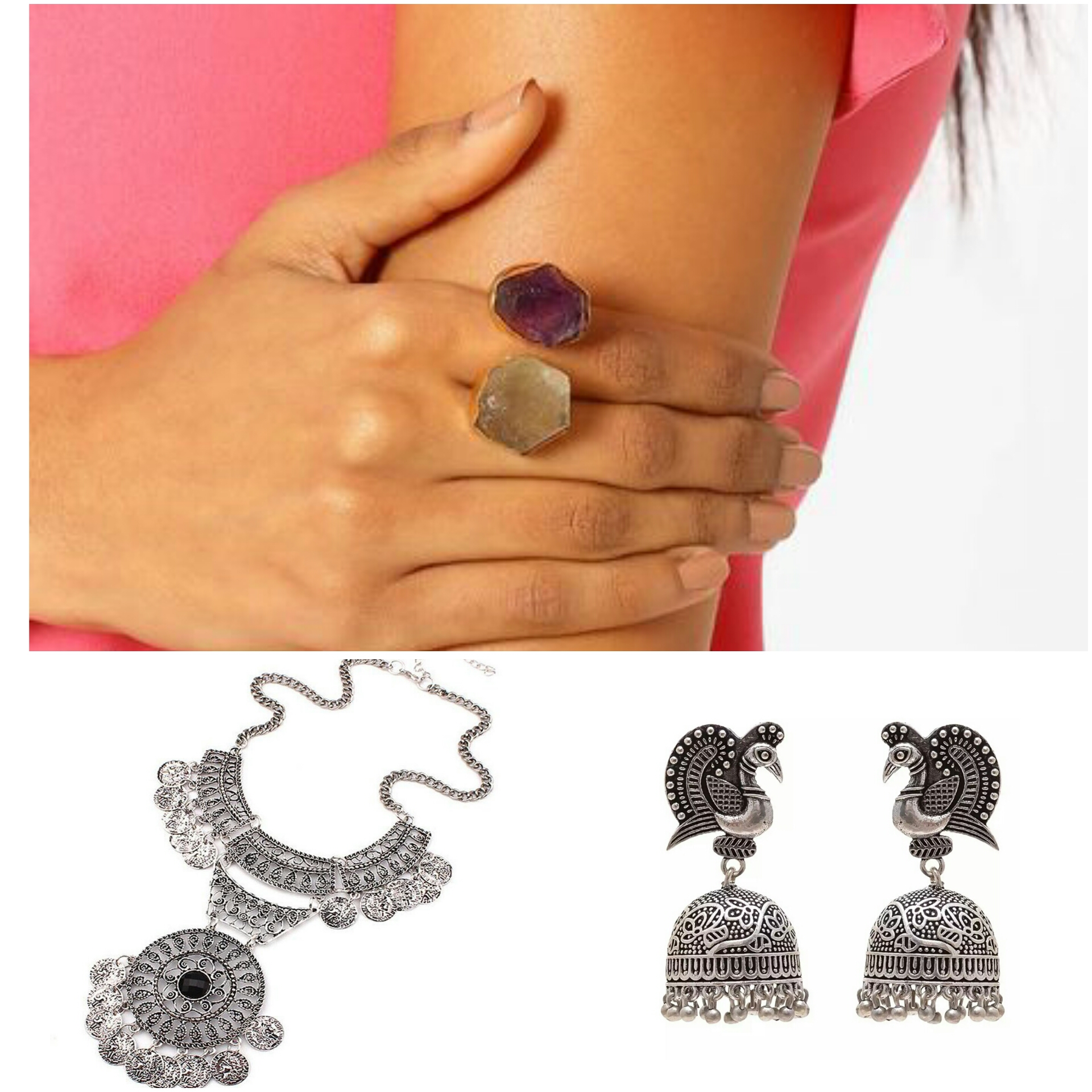 Jewelry Ideas For Durga Pooja