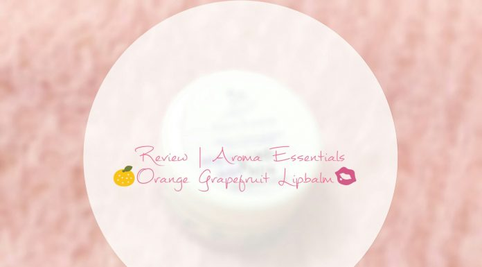 Aroma Essentials Orange Grapefruit Lipbalm
