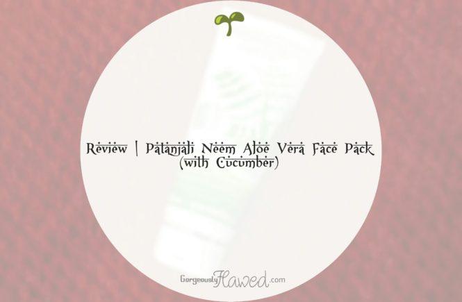 Patanjali Neem Aloe Vera Face Pack