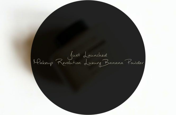 Just Launched | Makeup Revolution Luxury Banana Powder