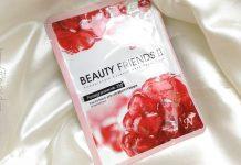 Beauty Friends II Essence Sheet Mask Pack Pomegranate