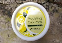 Inoface Modeling Cup Pack - Vitamin