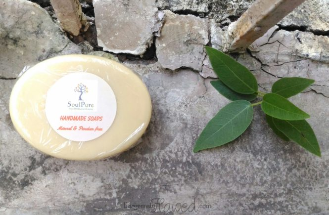 Soulpure Buttermilk Carrot Bastille Unscented Soap