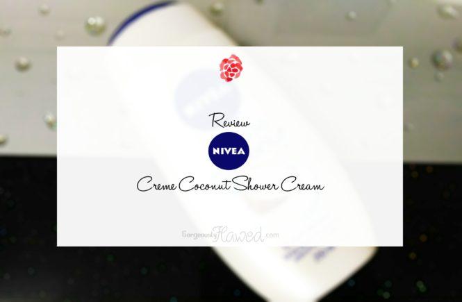 Nivea Creme Coconut Shower Cream