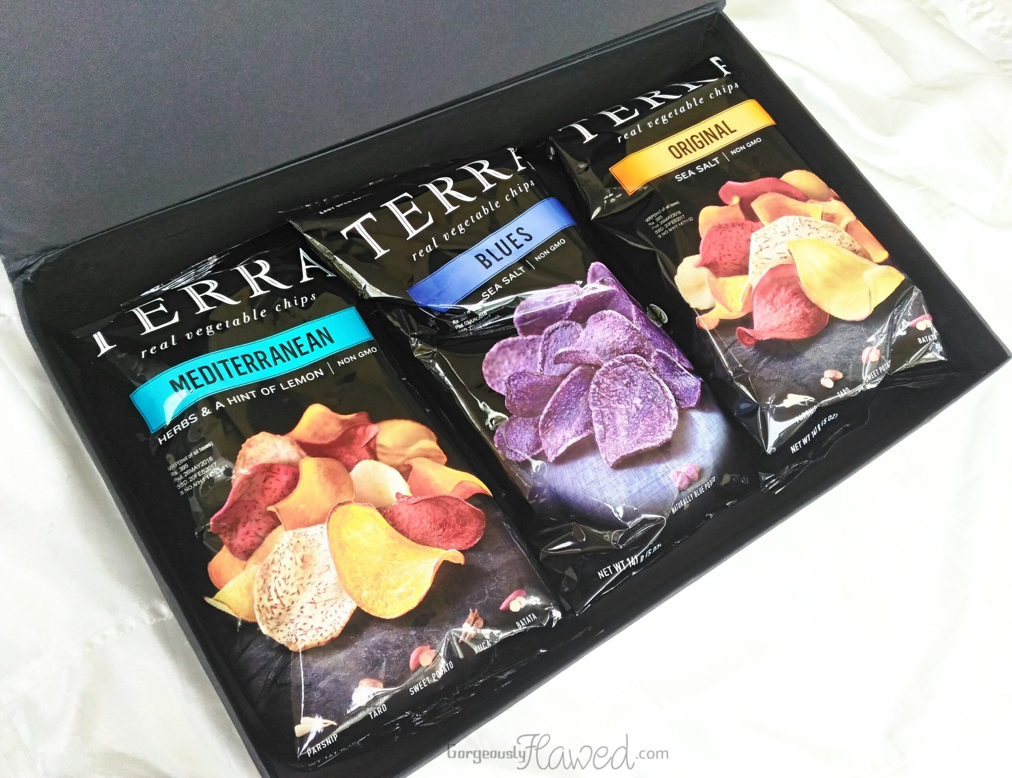 Terra Real Vegetable Chips - The Healthified Version Of Chips!