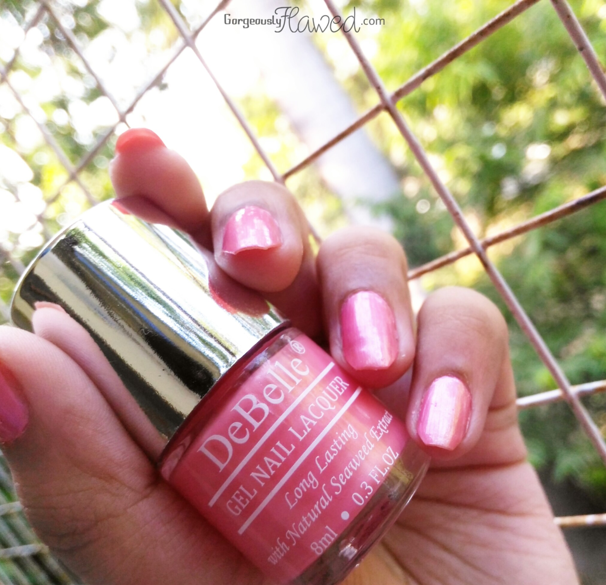 DeBelle Gel Nail Lacquer - Miss Bliss