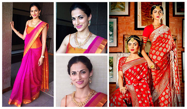 Indian Handcrafted Sarees For Women That Are Still In Vogue