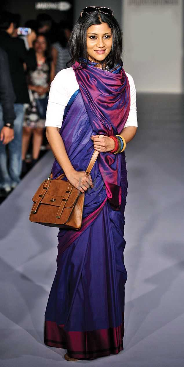 9 Different Ways To Wear A Saree 4