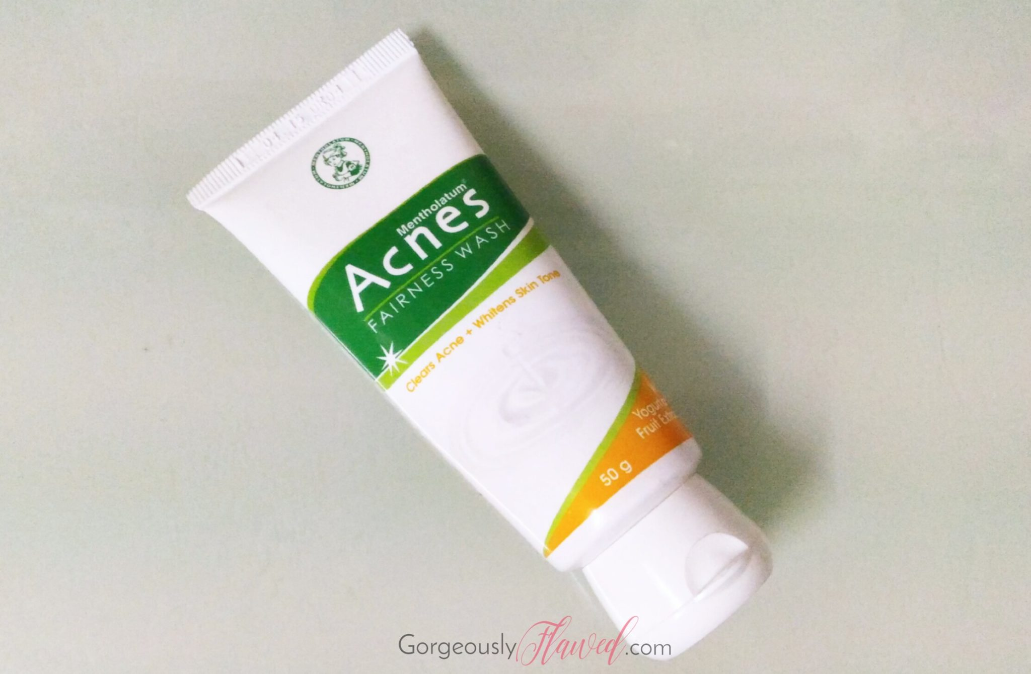 Acnes Fairness Wash - with Yogurt & Natural Fruit Extracts