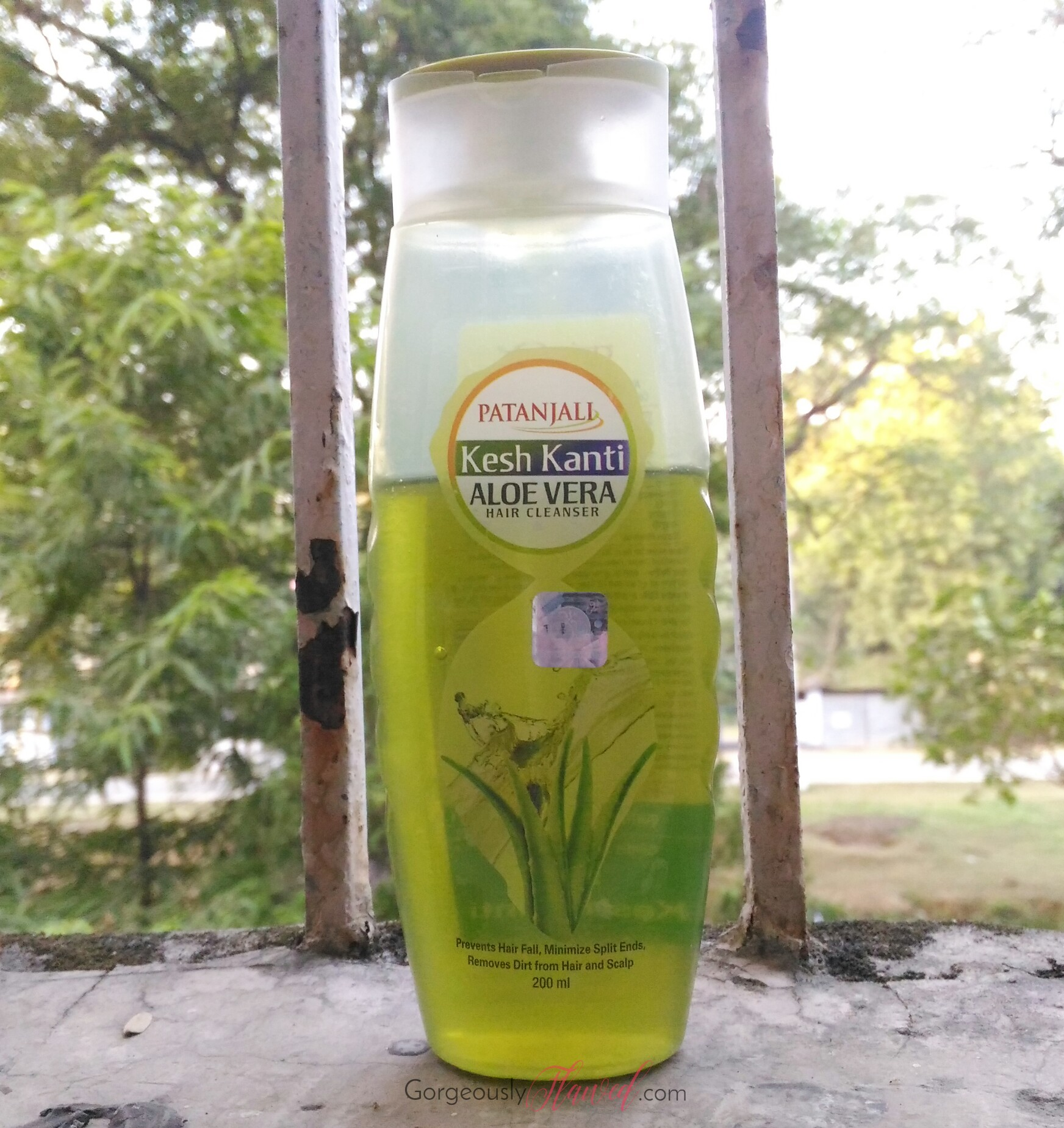 Review | Patanjali Kesh Kanti Aloe Vera Hair Cleanser