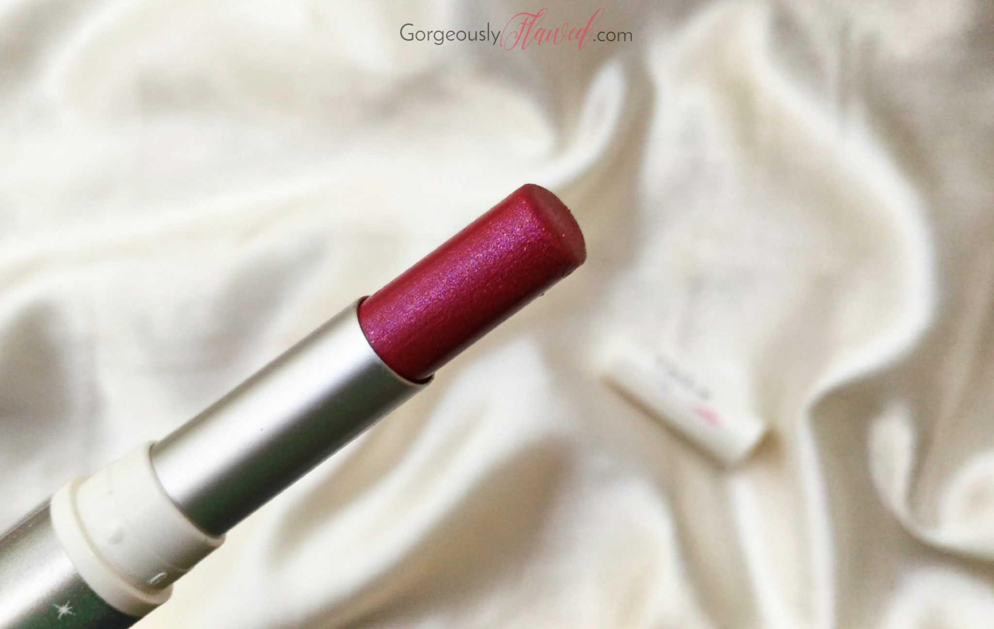 Review & Swatches | LipIce Micro Shine Lip Color - Hotty Pink