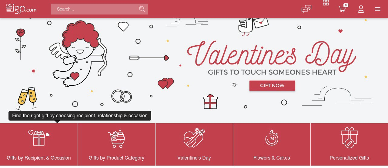 Make This Valentine's Day Extra Special With IGP.com