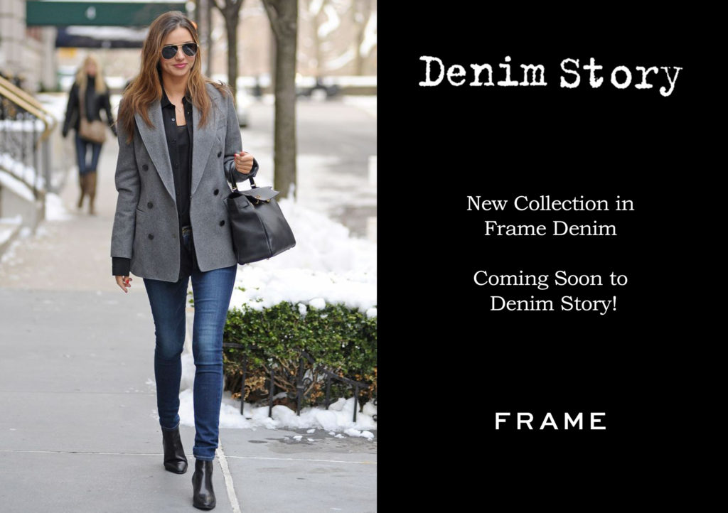 Frame – The Hottest Jeans Brand