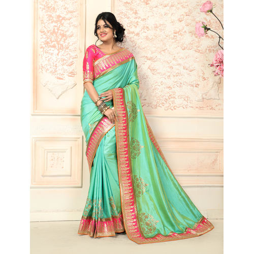 How To Choose A Matching Blouse For Your Saree